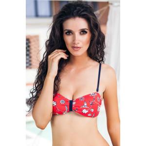 Bandeau bikini top~ALEXANDRIA~DR103
