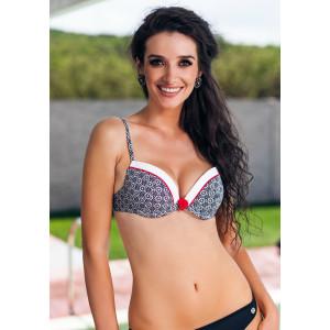 Push Up bikini top~CASABLANCA~DR132
