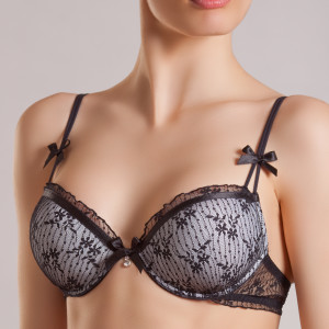 Push Up bra~SAMANTA~R0695